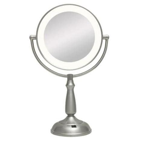 zadro ultra bright led lighted 10x 1x vanity mirror