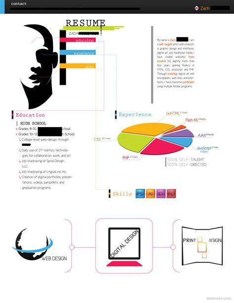 creative graphic design curriculum vitae creative curriculum vitae design 20 full image