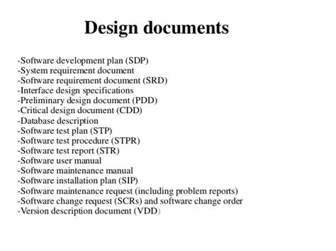 document layout design software sqa chapter 13 software quality infrastructure