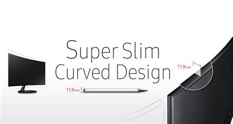 Monitor Samsung Curve 27 C27f390 samsung lc27f390fhexxy f390 27 quot curved monitor