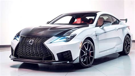 2020 Lexus Rc F Track Edition Price by 2020 Lexus Rc F Track Edition Price Release Specs