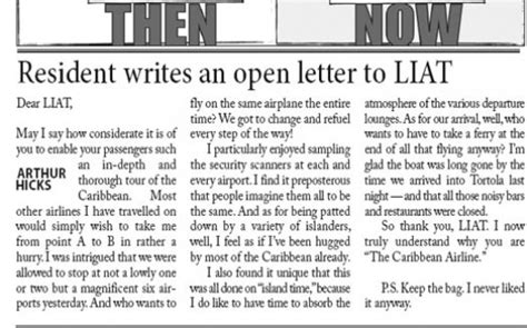 Complaint Letter Newspaper Editor Richard Branson Here S How You Write A Brilliant Airline Complaint Letter Business Insider