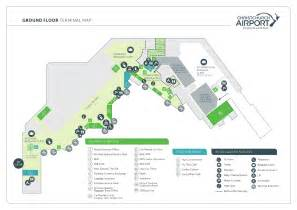 airport map airport information christchurch airport nz airports