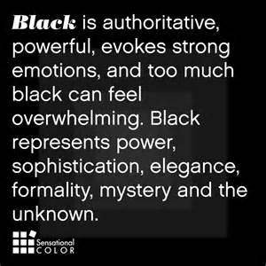 black color meaning black archives sensational color