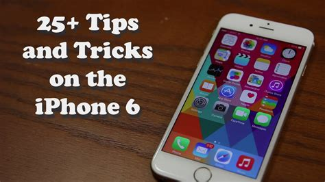 tips  tricks   iphone  youtube