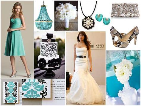 turquoise and white wedding ideas wedding invitation sle