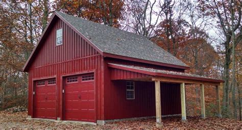 2 car post frame garage with attic customer projects attic car garages for 2 cars buy direct from pa