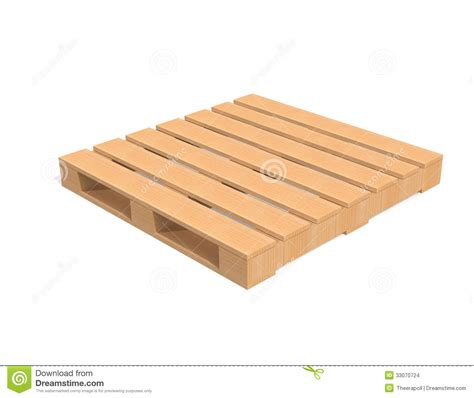 Shipping Pallet by Wooden Shipping Pallet Stock Images Image 33070724