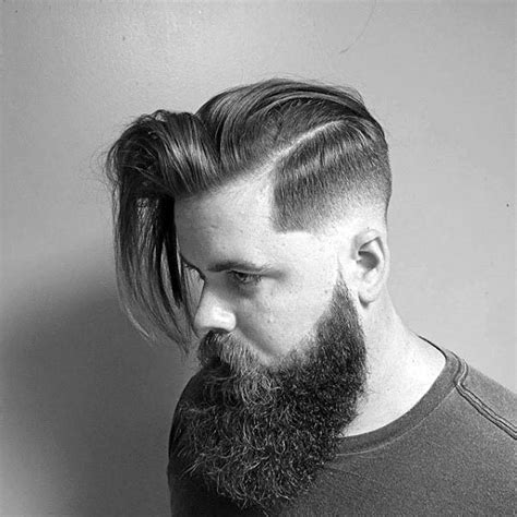 long hair comb over fade 30 awesome comb over fade haircuts