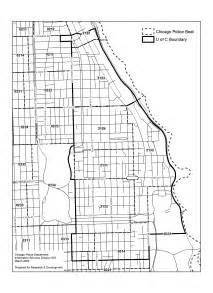 Chicago Police Station Map by Police Agencies Operating In The Chicago Area