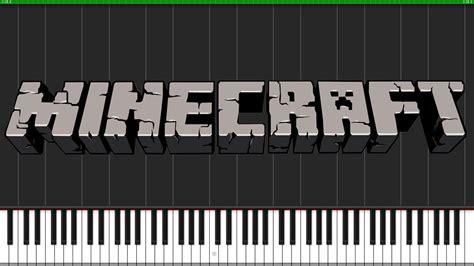 tutorial piano minecraft dry hands minecraft piano tutorial synthesia