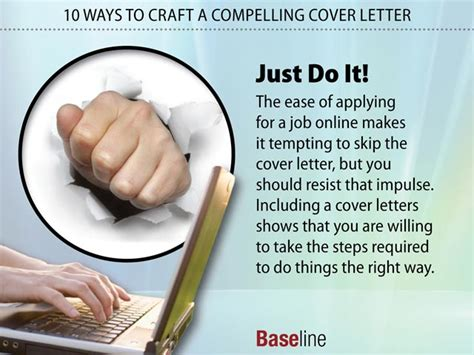 writing a compelling cover letter 10 ways to craft a compelling cover letter