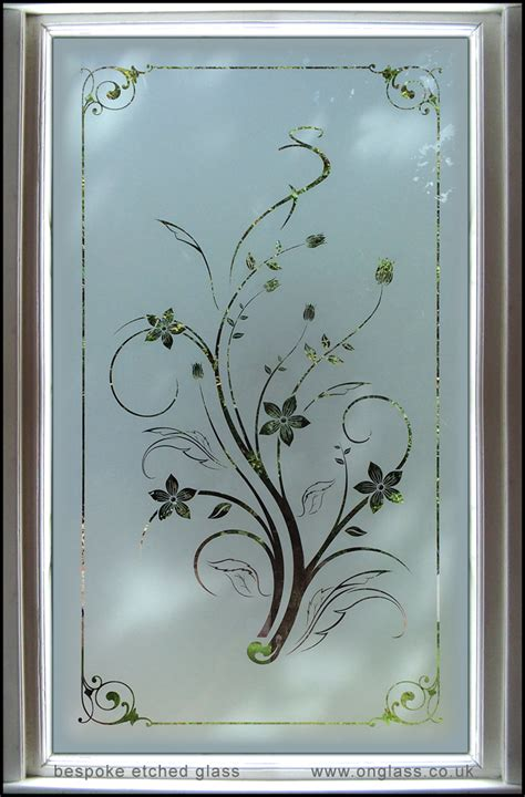 glass designs bespoke etched toughened glass glazed window on glass co uk