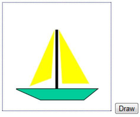 sailboat exercise tutorial html5 canvas html5 tutorial webucator