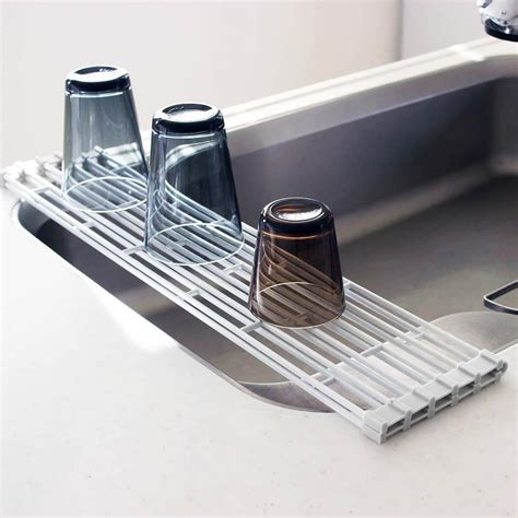 Drainer For Sink by Foldable Sink Drainer Ippinka