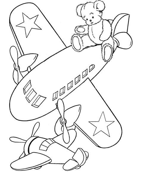 airplane coloring pages for toddlers free printable airplane coloring pages for