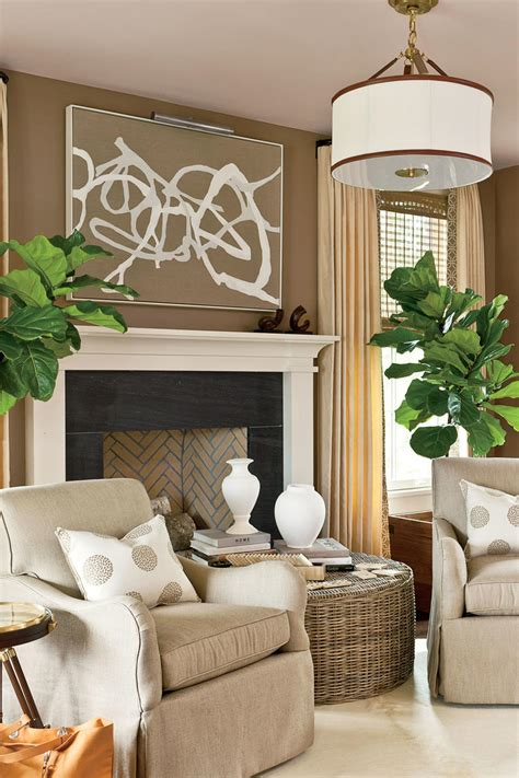 25 cozy ideas for fireplace mantels southern living 25 cozy ideas for fireplace mantels southern living