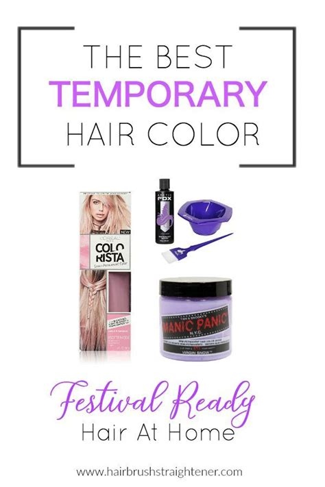 best temporary hair color 25 best ideas about temporary hair color on