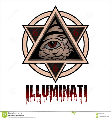 illuminati photos illuminati stock photo image 59693569