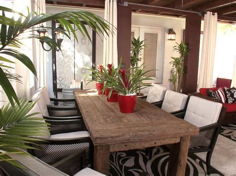 outdoor dining room table photo page hgtv