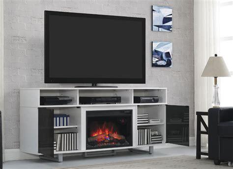 72 media fireplace 72 quot enterprise lite high gloss white media mantel electric