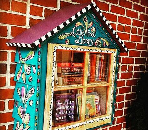 design your own home library diy create your own little free library designs ideas