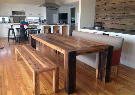 Reclaimed Timber Dining Table 34 Incredbile Reclaimed Wood Dining Tables