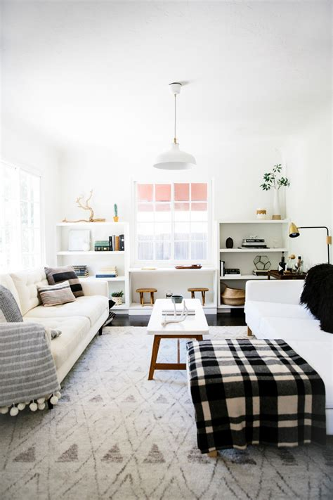 Design Sponge Living Room by An Airy Los Angeles Treehouse Design Sponge