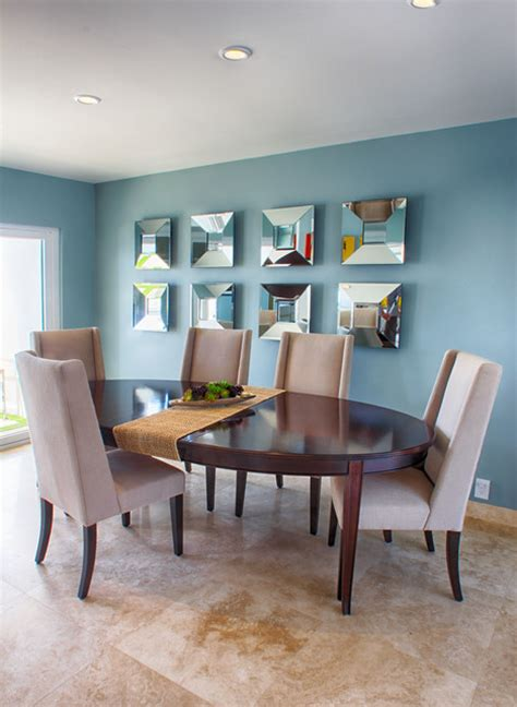 Transitional Style Dining Room dining in style transitional dining room orange