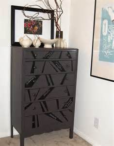 picture of chalkboard dresser painting ideas