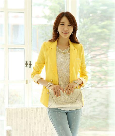Blazer Untuk Wanita Blazer Kerja Wanita Modern Murah Model Terbaru Jual