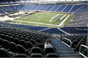 Ford Field Hotels Seats Picture Of Ford Field Detroit Tripadvisor