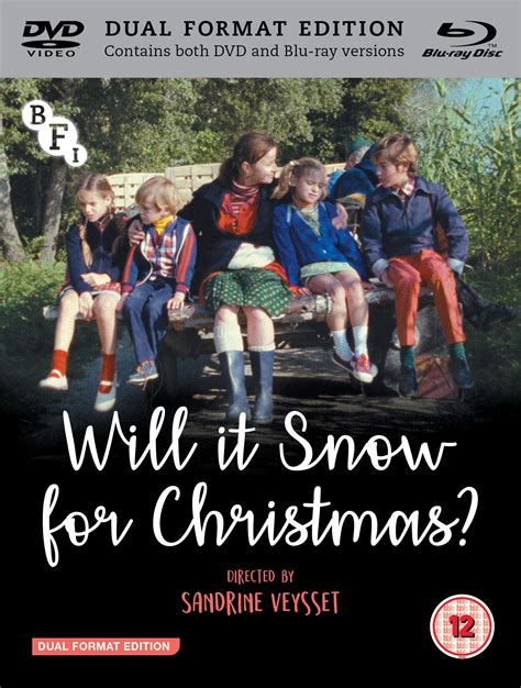 Dual Format | buy will it snow for christmas dual format edition shop