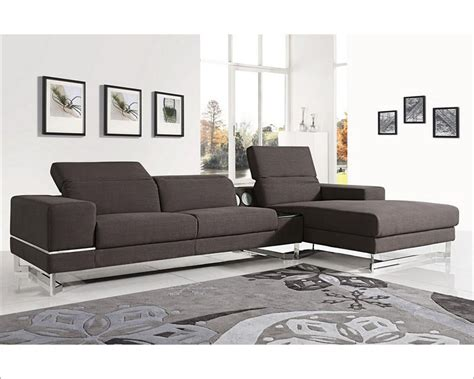 living room set with chaise sofa beds design glamorous contemporary fabric sectional