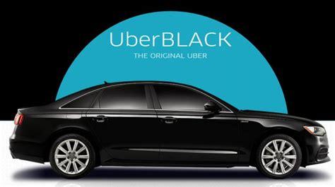 uber black car ideas