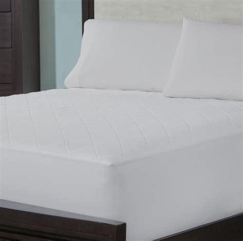 Bedding Foam by Wellrest Quilted Memory Foam Mattress Pad