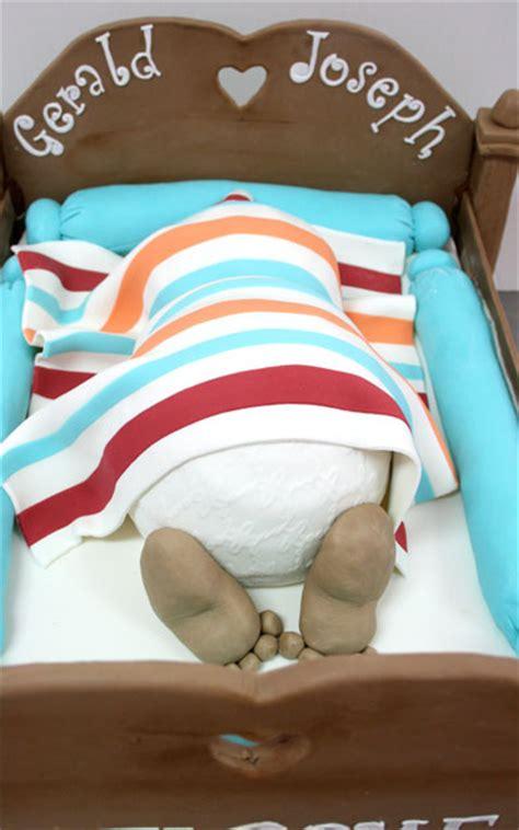 Baby Shower Cakes Nj by Baby Shower Cakes Nj Crib Custom Cakes