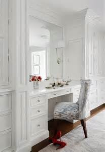 Bedroom Vanity Built In Grey Vanities And Cabinets On
