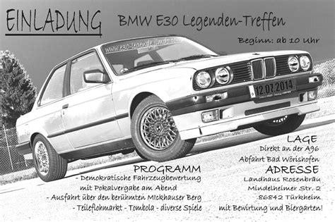 Bmw 1er Treffen 2018 by Bmw E30 Legendentreffen 2014 2014 Alle Tuning Treffen