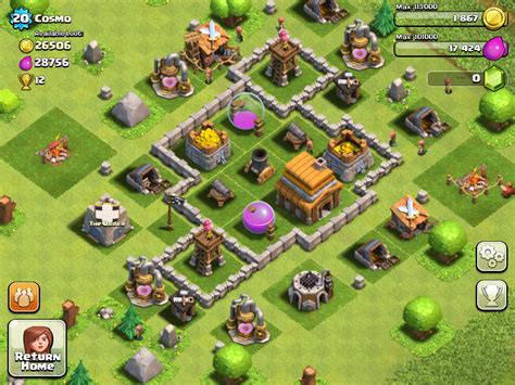 basic layout building guide clash of clans clash of clans beginners guide crea8ivetech