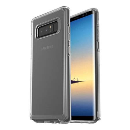 Diskon Samsung Galaxy Note 8 Otterbox Series Symmetry otterbox symmetry samsung galaxy note 8 clear reviews