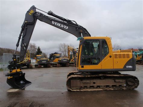 volvo ec  blc crawler excavators year   sale mascus usa