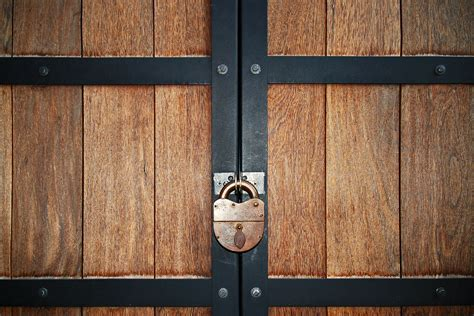 When We Get Closed Doors by The Door On Fear For God S Alone Ministries