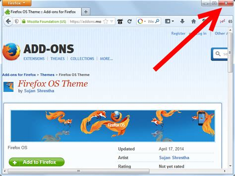 firefox themes edit how to add a theme to firefox 6 steps with pictures