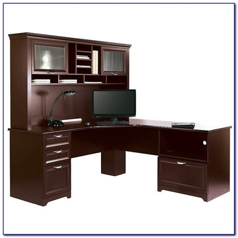 magellan l shaped desk hutch bundle realspace l shaped desk desk home design ideas