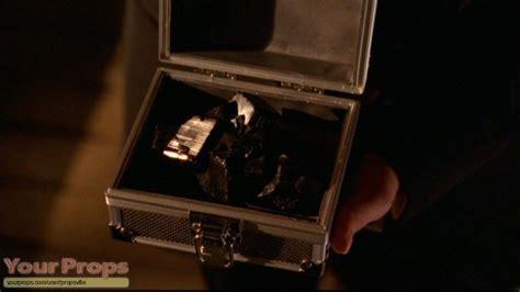 Smallville Replica Kryptonite Box by Smallville Black Kryptonite Rock Original Tv Series Prop