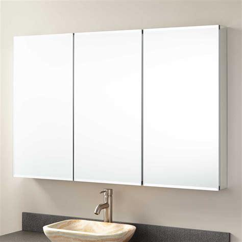 Mirrored Medicine Cabinet by 48 Quot Furview Surface Mount Medicine Cabinet Medicine