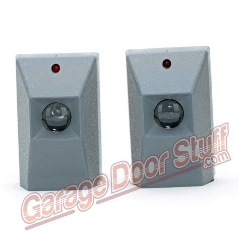 Safety Sensors For Garage Doors Garage Door Opener Safety Sensors Garage Door Stuff