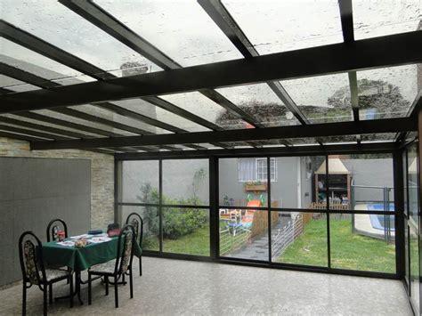 techo transparente los techos transparentes y su uso en las terrazas