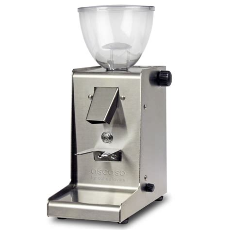 Ascaso Coffee Grinder Ascaso I Mini Non Doser Coffee Grinder Stainless Steel